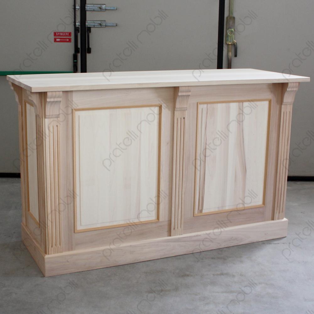 Ante cucina legno grezzo - Mobile bagno legno grezzo ...