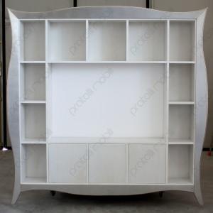 pratelli mobili librerie su misura archivi - pratelli mobili - Mobili Tv Su Misura