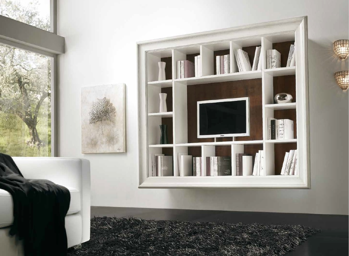 Pratelli Mobili Quali librerie sospese scegliere - Pratelli Mobili