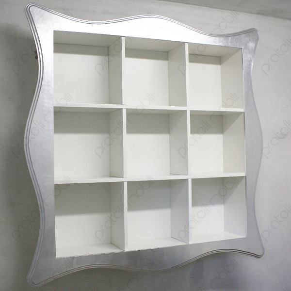 Pratelli mobili quali librerie sospese scegliere   pratelli mobili