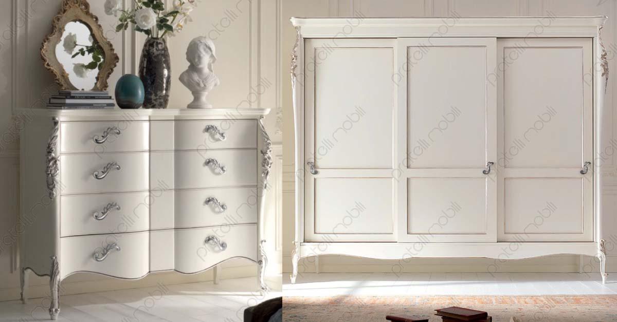 Pratelli mobili come arredare in stile barocco moderno la for Mobili stile barocco moderno