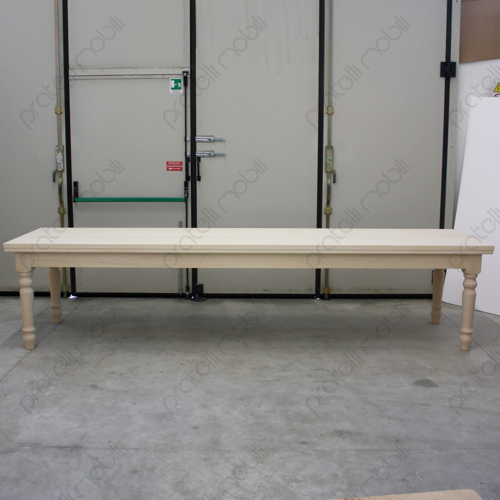 Legno Grezzo Per Tavoli pratelli mobili tavolo grezzo su misura per taverna