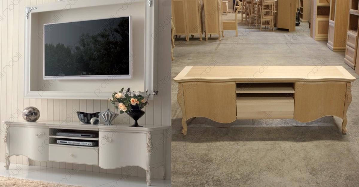 Pratelli mobili come arredare in stile barocco moderno la for Mobili stile contemporaneo moderno