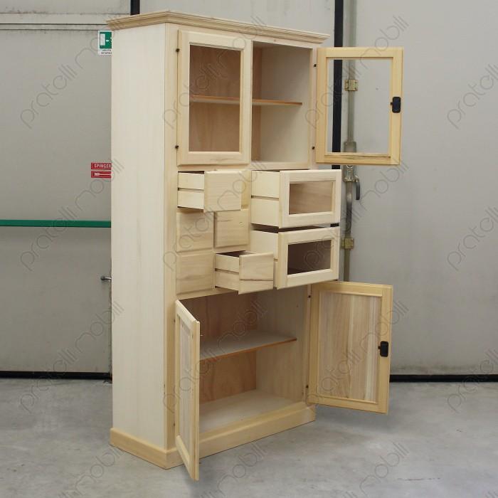 Pratelli Mobili 5 mobili grezzi per la tua cucina - Pratelli Mobili
