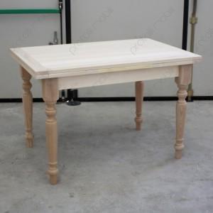 Pratelli mobili tavolo grezzo quale scegliere pratelli for Tavolo ovale legno grezzo