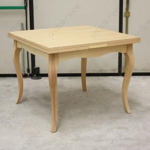 Pratelli mobili tavolo grezzo quale scegliere pratelli for Tavolo cucina quadrato allungabile