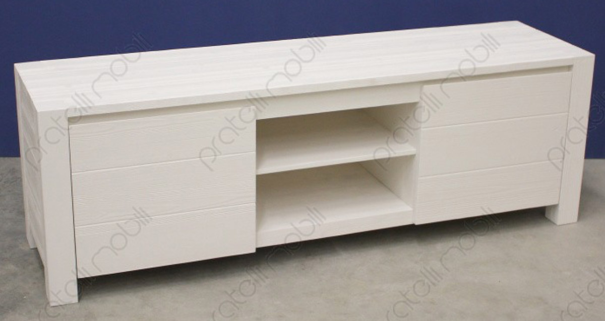 Pratelli mobili arredare il soggiorno con il bianco   pratelli mobili