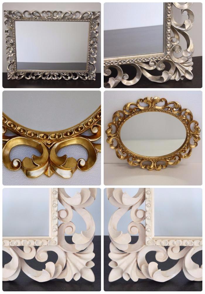 specchiera-cornice-barocco-massello